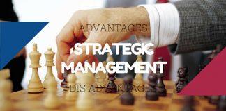 Strategic Management Advantages Disadvantages