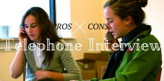 Telephone Interviews Pros Cons