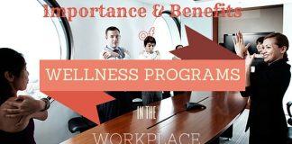 Wellness Programs in Workplace