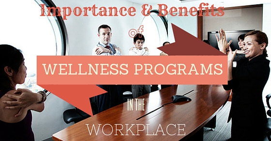 Wellness Programs in Workplace
