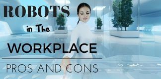 Workplace Robots Pros Cons
