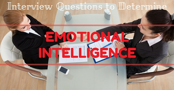 determine emotional intelligence questions