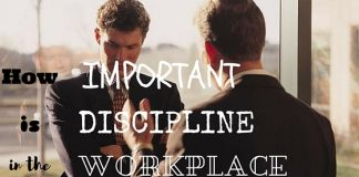 discipline in the workplace