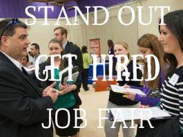 get hired job fair