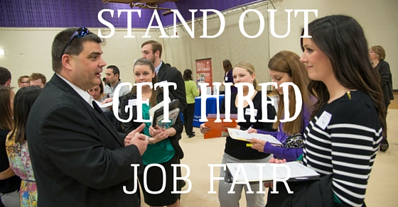 get hired job fair