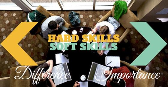 hard and soft skills