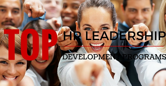 hr leadership development programs