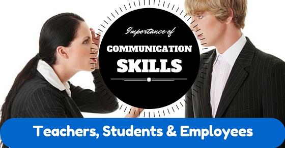 importance of communication skills