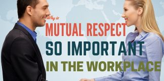 importance of respect in workplace