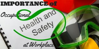ohs importance at workplace