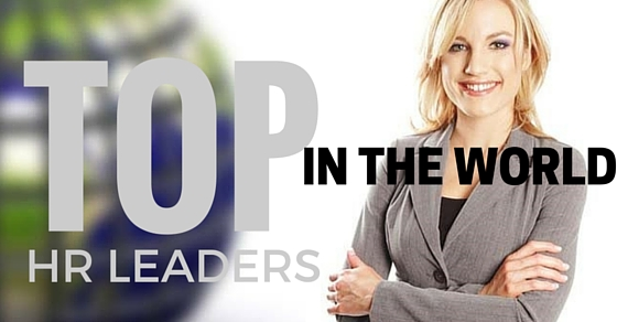 top hr leaders in world