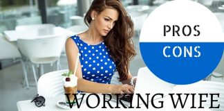 working wife pros cons