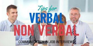 Communication Tips in Job Interviews
