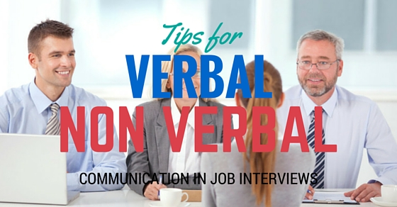 Communication Tips in Job Interviews