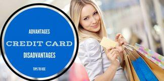 Credit Card Advantages Disadvantages