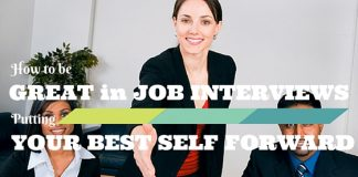 How be Great in Interviews