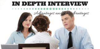 In Depth Interview Advantages Disadvantages