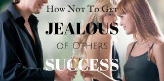 Jealous of Others Success