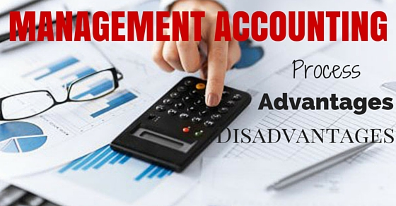 Management Accounting Process Benefits