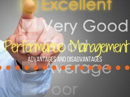 Performance Management Advantages Disadvantages