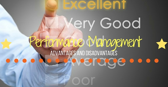 Performance Management Advantages Disadvantages