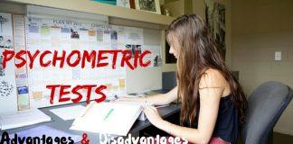 Psychometric Tests Advantages Disadvantages
