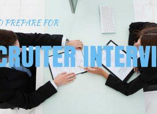 Recruiter Interview Preparation Tips