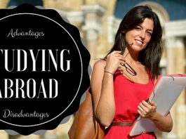 Studying Abroad Advantages Disadvantages
