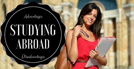 the advantages of studying abroad You might have read some of my studying saturdays series and are aware of my times studying abroad down the years i still find it hard to believe that i have studied and passed courses in five different countries, with some more planned.