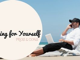 Working for Yourself Pros Cons