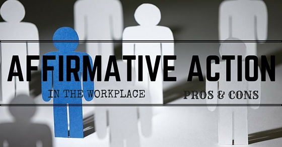 Affirmative Action in Workplace