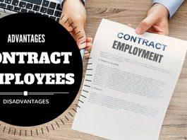 Contract Employees Advantages Disadvantages