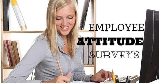 Employee Attitude Surveys