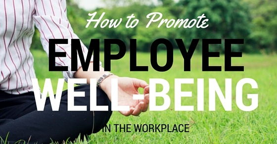 Employee Well-being in Workplace
