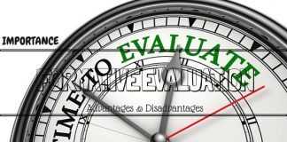 Formative Evaluation Advantages Disadvantages