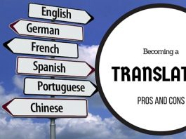 Becoming a Translator Pros Cons