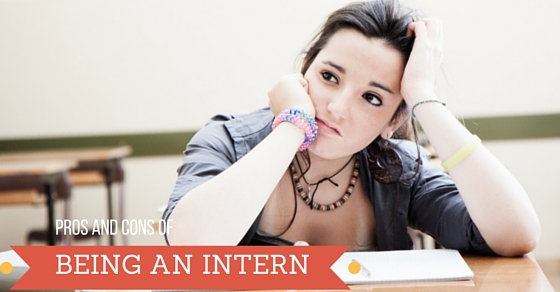 Being Intern Pros Cons