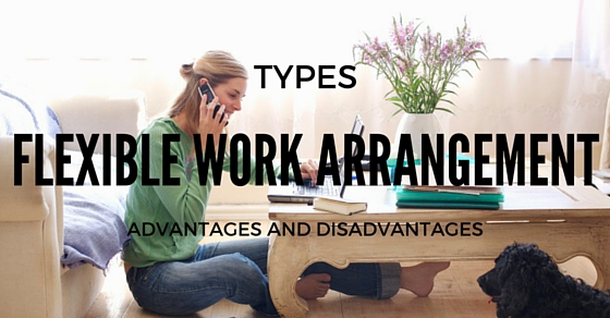 Flexible Work Arrangements Pros Cons
