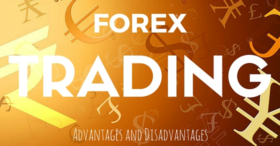 Costs and benefits of forex trading