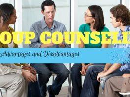 Group Counseling Advantages Disadvantages