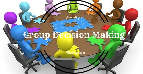 Group Decision Making Advantages 19