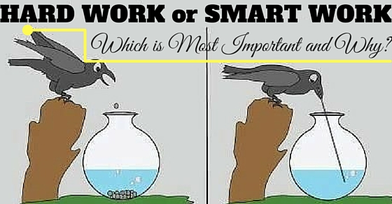 Hard Work or Smart Work