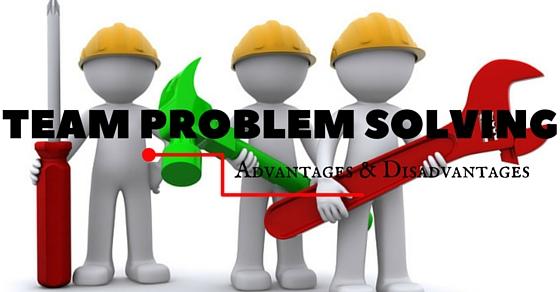 Team Problem Solving Techniques