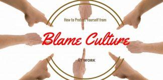 Blame Culture at Work