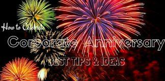 Corporate Anniversary Celebration Ideas