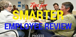 Employee Review Process Tips