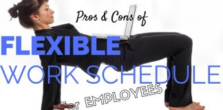 Flexible Work Schedule for Employees