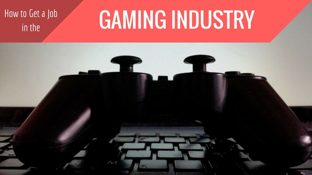 Gaming Industry Jobs