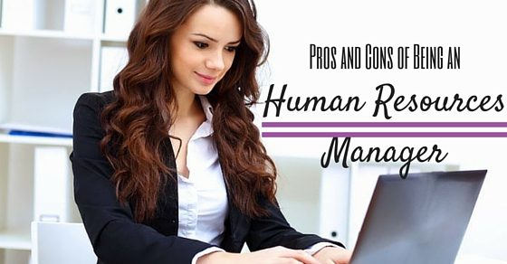 HR Manager Pros Cons