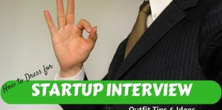 How Dress for Startup Interview